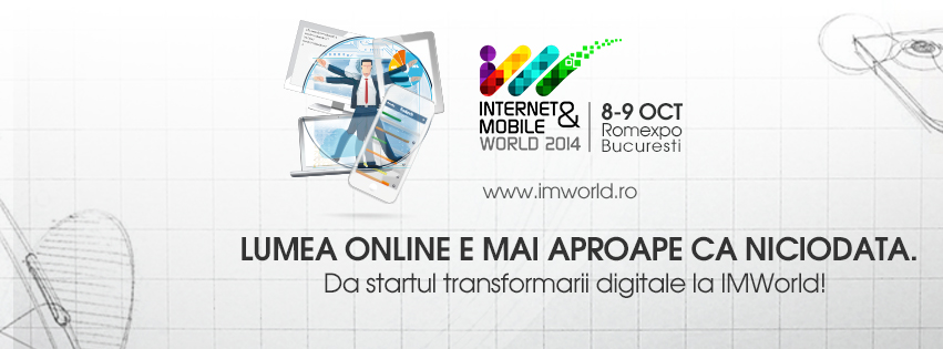 Internet & Mobile World 2014 Banner
