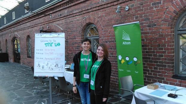 European Testing Conference Test Lab 2017 Helsinki