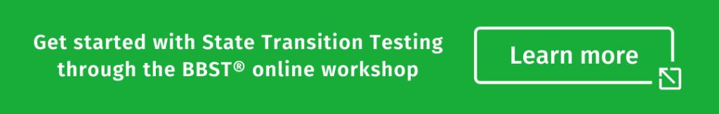 State Transition Testing workshop